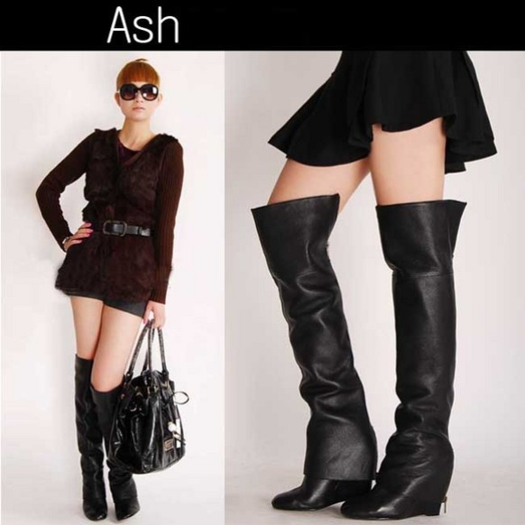 4445d1f42829 Ash Shoes and boots have always been identified by the retail shoes  industry as the footwear for every season. Being so